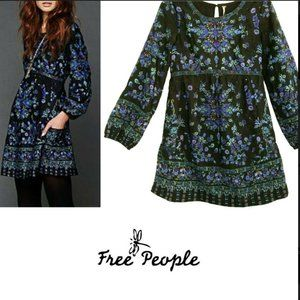 FREE PEOPLE/ Matroyshka Russian Doll Dress